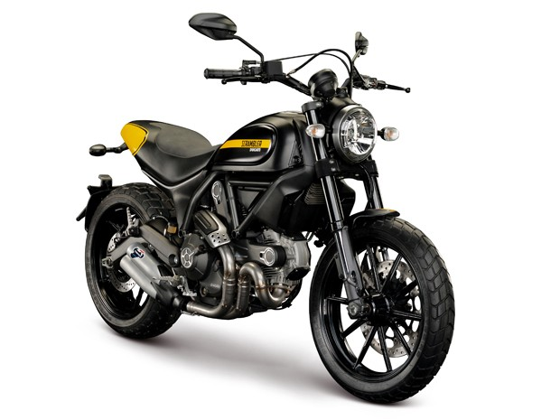 Ducati Scrambler Full Trottle (Foto: Divulgação)