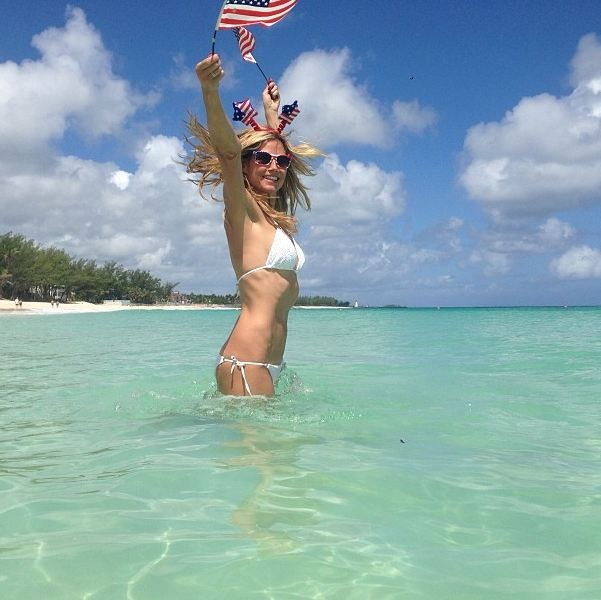 Heidi Klum (Foto: Instagram / Reprodução)