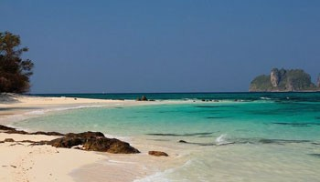 Ilhas Phi Phi, na Tailândia (Foto: Reprodução/Zeavola resort)