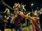 'Apreensiva', diz brasileira que mora na Turquia sobre tentativa de golpe