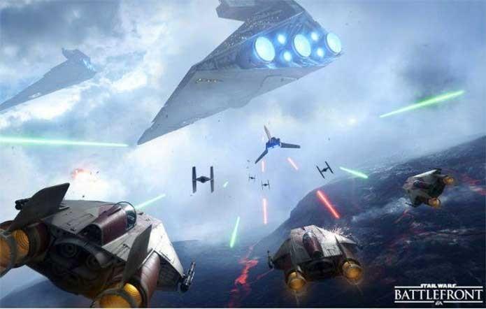 Star Wars Battlefront (Foto: Divulgação/EA)
