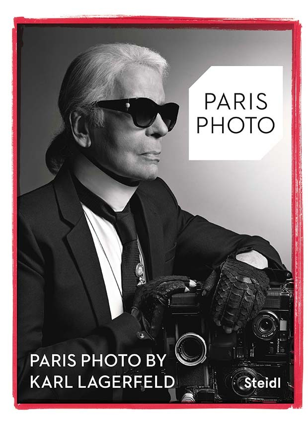 A book with images and essays of Karl Lagerfeld's selection of images from Paris Photo 2017 will be published at the end of November (Foto: COURTESY OF THE ARTIST AND NEXT LEVEL GALERIE, PARIS)