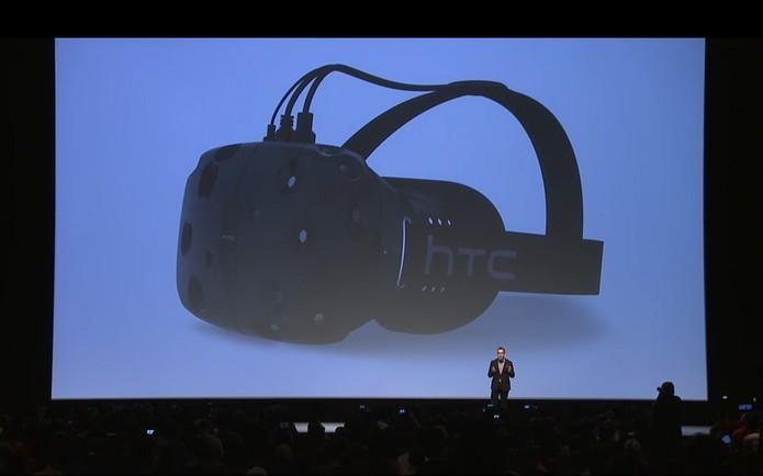 Óculos da HTC tem muitas possibilidades de uso (Foto: Reprodução)