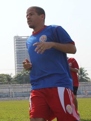 Cabixi e Edilsinho são esperanças de gols do Vilhena (Foto: Shara Alencar/GLOBOESPORTE.COM)