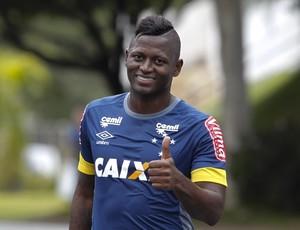 Riascos Cruzeiro (Foto: Washington Alves/Light Press)
