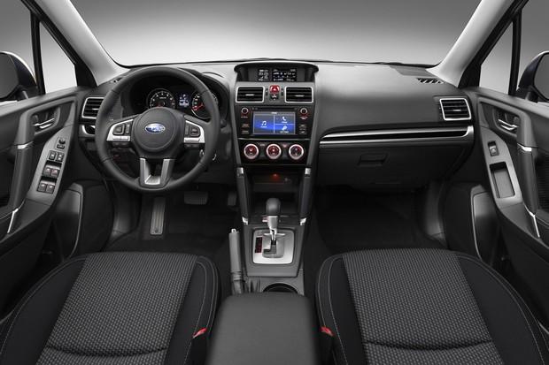 Subaru Forester L (Foto: Divulgação)