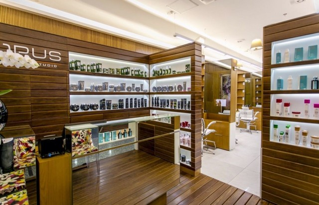 Opu's Hair Studio (Foto: Reprodução)