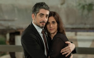 """Mariana Lima e Michel Melamed no """"Bipolar Show"""""""