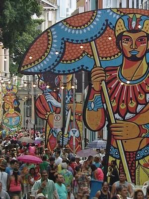 Reveja programa Carnaval de PE (Reprodução/TV Globo)