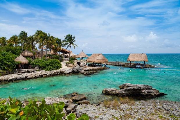Riviera Maia: um dos destinos (Foto: Think Stock)