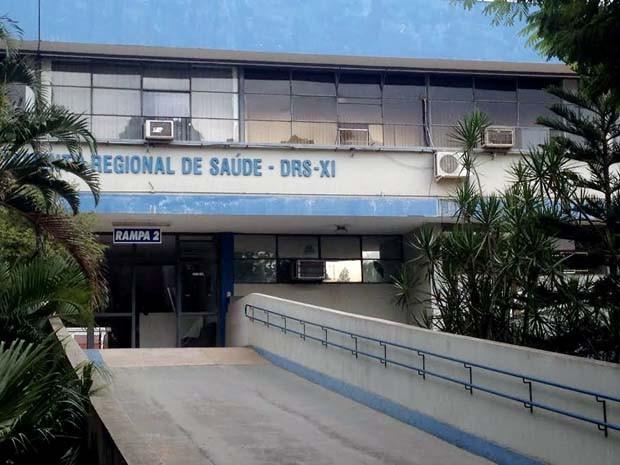 DRS-XI atende 45 municípios da região de Presidente Prudente (Foto: Valmir Custódio/G1)