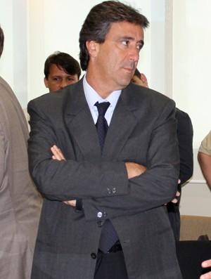Wilson Bonetti Mogi Mirim Botafogo-SP Gustavo Assed (Foto: Cléber Akamine)