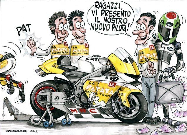 """BLOG: MM Artigos Imperdíveis - """"Os pilotos com 'mala': são a norma, não a exceção! Mas é a 'munheca' que faz a diferença"""". de Massimo Falconi para motoblog.it"""