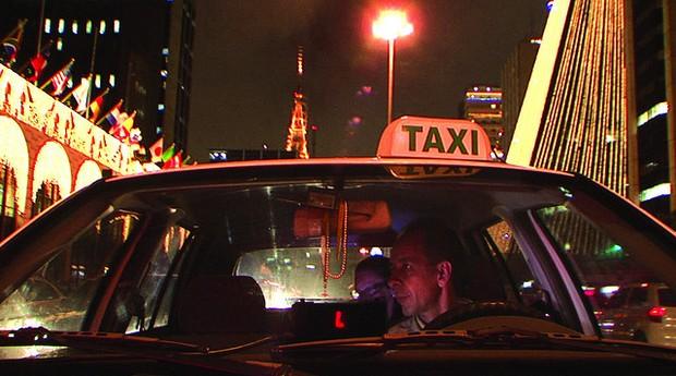 taxi em são paulo (Foto: TV Brasil)