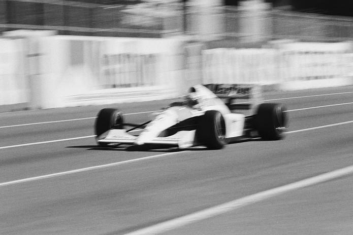 Ayrton Senna na temporada de 1991, pela McLaren, ano que se consagraria tricampeão mundial de Fórmula 1 (Foto: Stuart Seeger/Creative Commons) (Foto: Ayrton Senna na temporada de 1991, pela McLaren, ano que se consagraria tricampeão mundial de Fórmula 1 (Foto: Stuart Seeger/Creative Commons))
