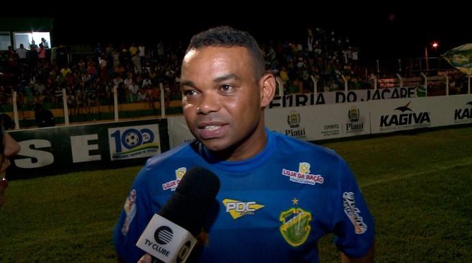 Carlinhos Bala, anunciado no Altos (Foto: TV Clube)