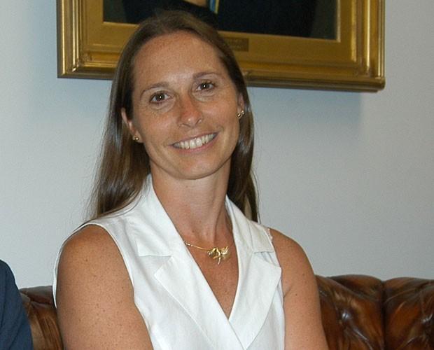 Dawn Hochsprung, diretora da escola Sandy Hook, em foto de 2010 (Foto: AP)