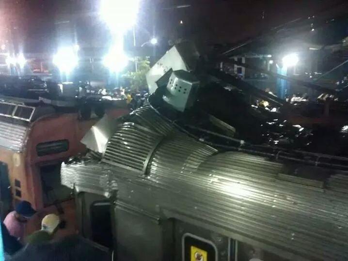 Página na internet que critica a concessionária postou fotos do acidente
