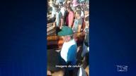 Corpos de vítimas mortos em acidente na BR-135 são enterrados no Maranhão