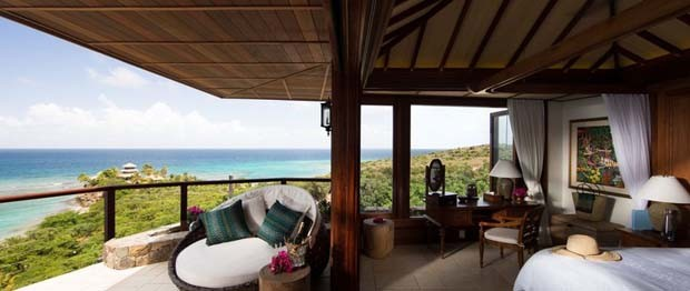 Conheça o hotel onde a família Obama curte as férias (Foto: Divulgação)