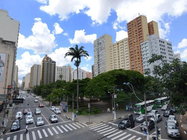 Avenida Francisco Glicério será interditada (Foto: Divulgação/Carlos Bassan)