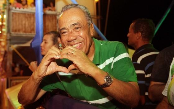 João Alves (Foto: Marcos Borges / Prefeitura de Aracaju)