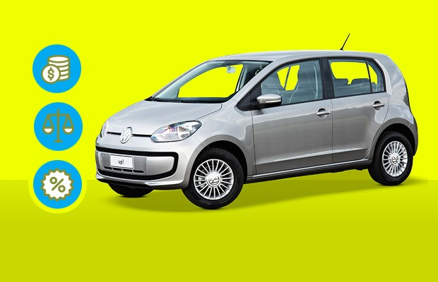 Que Carro eu Compro Volkswagen up! TSI (Foto: Autoesporte)