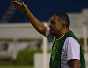 Edmilson Santos elogia rendimento de River e Sergipe (Foto: Felipe Martins)