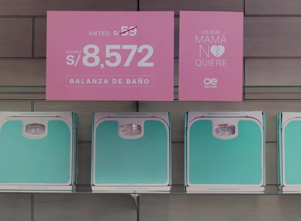 Campanha de dia das mães: loja Oeschsle (Foto: Reprodução/Youtube)