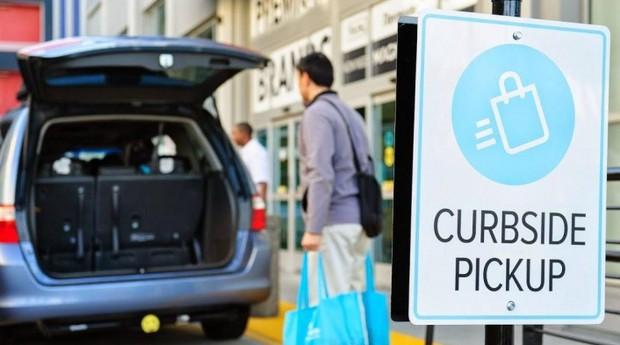 A proposta da Curbside é acabar com o transtorno dos clientes de procurar um produto nas prateleiras (Foto: Divulgação)