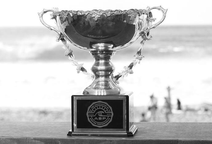 Trofeu ASP Surfe (Foto: Reprodução / Twitter)