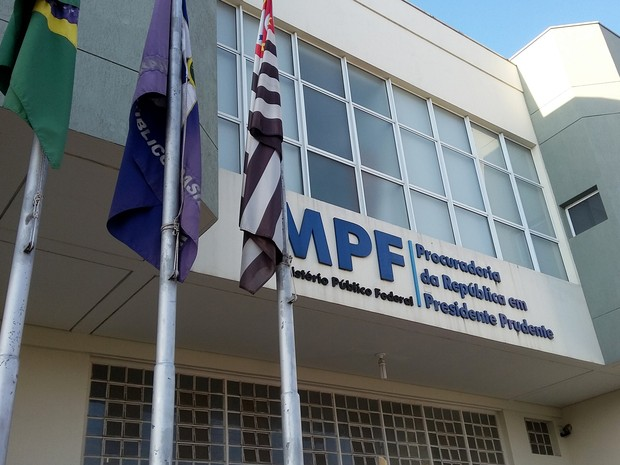 Procuradoria da República em Presidente Prudente agurda decisão da Justiça Federal (Foto: Stephanie Fonseca/G1)
