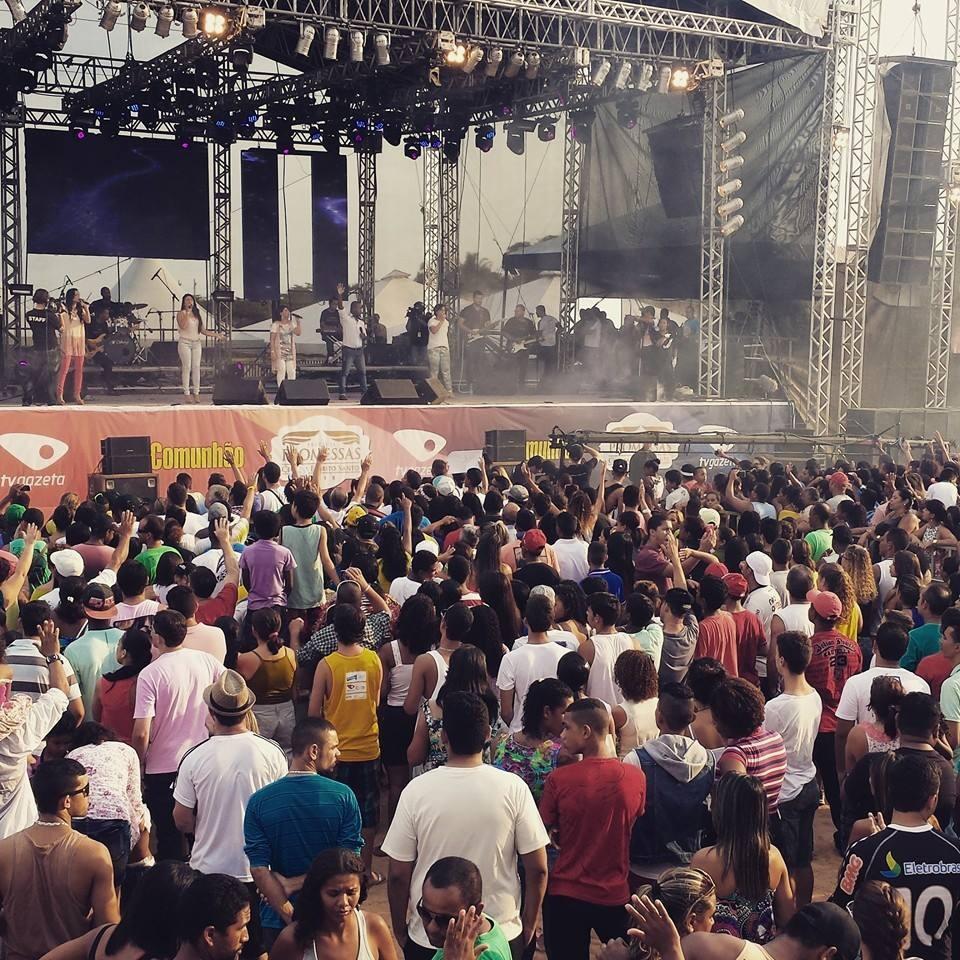 Festival Promessas (Foto: Alana Paganucci)