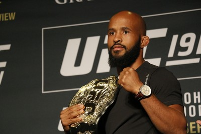 Demetrious Johnson, UFC (Foto: Evelyn Rodrigues)