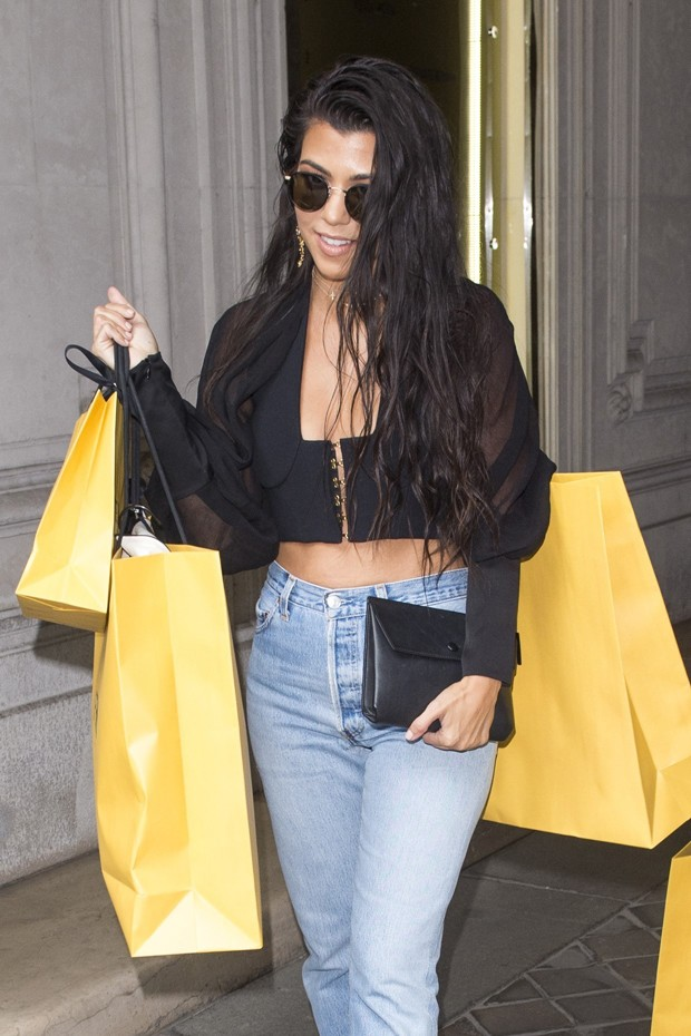Kourtney Kardashian (Foto: AKM)