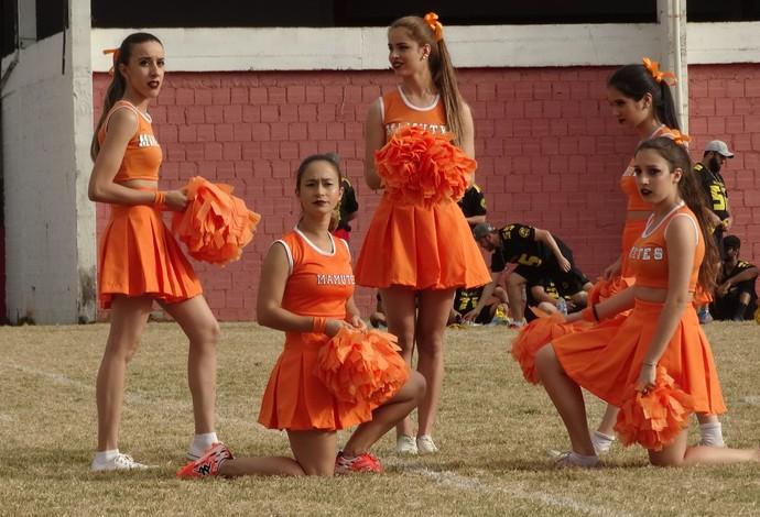 Cheerleaders JF Mamutes  (Foto: Bruno Ribeiro)