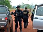 Polícia prende 7 supostos líderes de grupo de resistência em garimpo