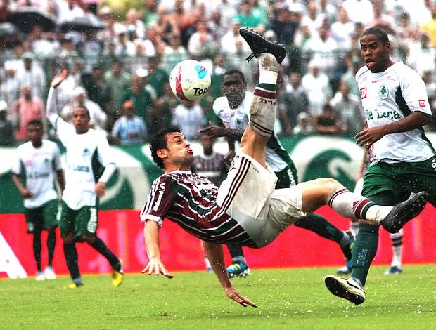 Fred jogo Fluminense Boavista (Foto: Nelson Perez / Fluminense. F.C.)