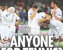 Jornais ingleses estampam em suas capas a derrota para a Itália na Euro