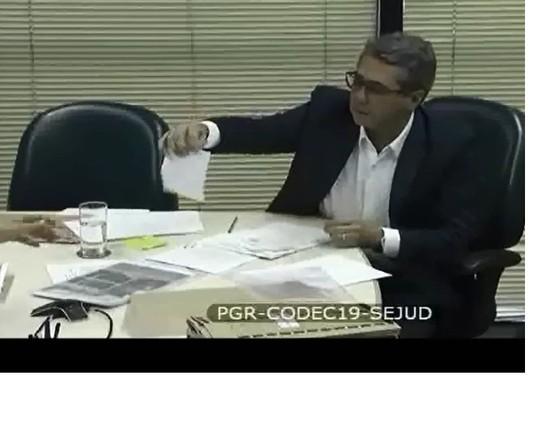 Ricardo Saud, o Ricardinho, um dos delatores da J&F (Foto: Reprodução )