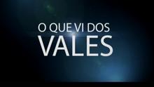 Série 'O que vi dos Vales' é exibida no MG Inter TV 1ª Edição (reprodução/Inter TV dos Vales)