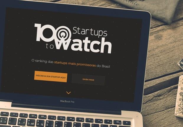 100 startups to watch (Foto: Reprodução)