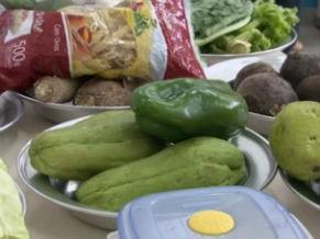 Nutrição legumes (Foto: Reprodução de tv)