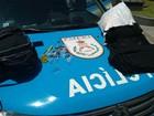 Dupla é presa por tráfico de drogas no São Sebastião, em Barra Mansa, RJ