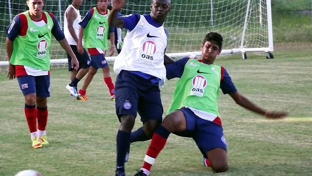 Zé Roberto no treino do Bahia (Foto: Divulgação/EC Bahia)