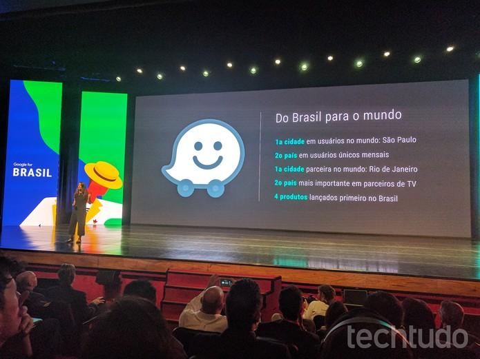 Carpool, do Waze, chega ao Brasil (Foto: Melissa Cruz/TechTudo)