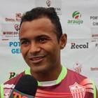 Pedro Balú, lateral-direito do Rio Branco (Foto: João Paulo Maia)