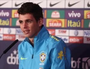 oscar brasil seleção brasileira olimpiadas londres 2012 (Foto: Mowa Press)