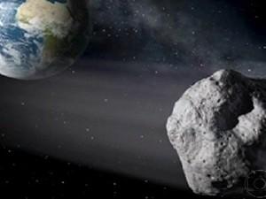 Nasa tranquiliza população sobre asteroide que vai passar perto da Terra (Foto: Rede Globo)