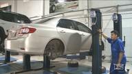 Com as chuvas constantes os cuidados com os pneus devem ser redobrados